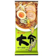 Great Marutai Ramen Oita chicken soy sauce Soup Noodle instant Japan Japanese syoyu, ,