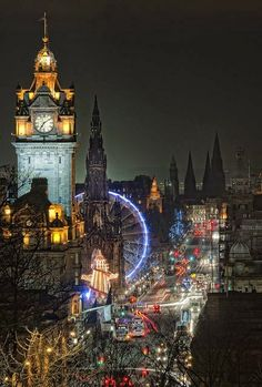 Gorgeous Edinburgh....I'll Go Back Someday