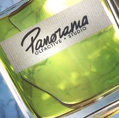 We're loving the new Panorama from Olfactive Studio - Bright green notes of wasabi and bamboo mingle with tonka and labdanum.  There's nothing like it. #niche #french #perfume #luckyscent