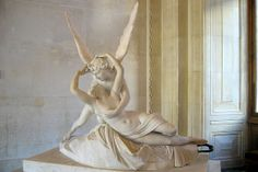 Cupid and Psyche by Canova by Schumata, via Flickr