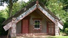 Whare Hinemihi at Clandon Park, Surrey. Bring her home! Clandon Park, Surrey, Cabin, House Styles, Home Decor, Maori, Decoration Home, Room Decor, Cabins