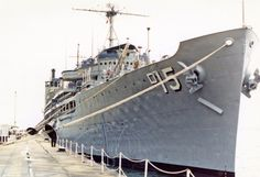 USS Prairie, the same ship my great grandfather severed on in WWII.