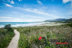 Tasmanian Coastal Scenery Australian Beach by KarinaMayPhotographs