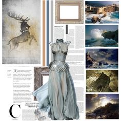 """""""Storm's end"""" by irtis on Polyvore"""