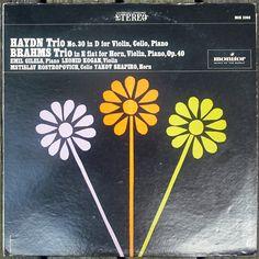 Album cover Haydn 1965