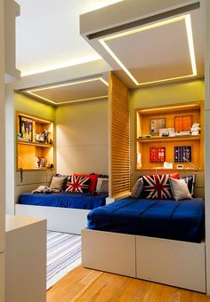 fascinating bedroom decor ideas for your dream room Kids Bedroom Designs, Bedroom Closet Design, Home Room Design, Kids Room Design, Small Room Bedroom, Bedroom Sets, Home Bedroom, Bedroom Decor, Shared Boys Rooms