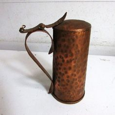Copper Stein - shopgoodwill.com