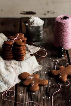 gingerbread cookies | pastry affair