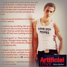 Artificial Love by Alisa Mullen