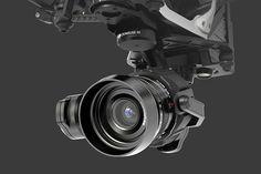 Qualitätssprung beim Fotografieren und Filmen aus der Luft? Was haltet ihr von DJIs neuem Zenmuse X5?  http://camera-magazin.de/news/fuer-hoehere-aufgaben-bestimmt/