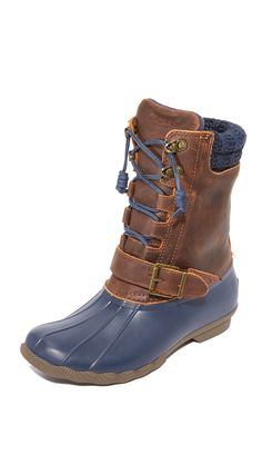 Saltwater Misty Boots
