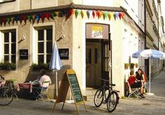 Café Hüller - So cute and at night they often have live music