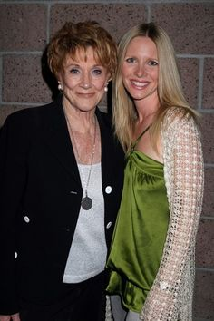 The Young and the Restless Photos: Jeanne and Lauralee on CBS.com