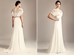 The Temperley Bridal Iris Collection for 2014/15 | Love My Dress® UK Wedding Blog