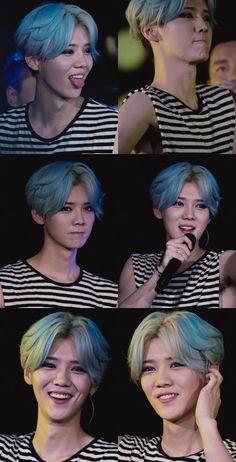 Blue haired Lulu