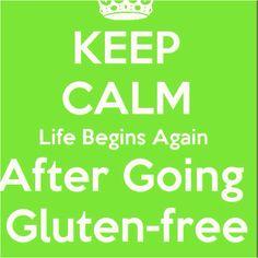 So true!! Celiac Awareness Month :)
