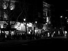Paris by night #chicafterdark