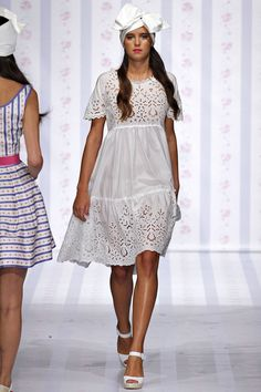 Spring 2013 Ready-to-Wear Luisa Beccaria