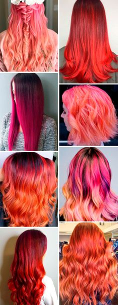 Most recent Snap Shots Ombre Hair cacheado Style This is a widespread fact: women by using cling straight tresses wish fluorescent curly hair, and w Beautiful Hair Color, Cool Hair Color, Hair Dye Colors, Ombre Hair Color, Pelo Multicolor, Balayage Ombré, Brown Ombre Hair, Bright Hair, Colorful Hair