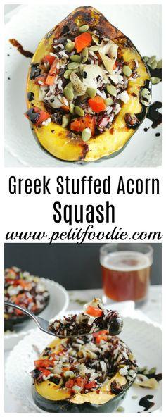 greek acorn squash p