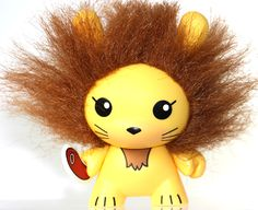Dunny Endangered Series - Chuckboy Lion
