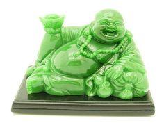 Lovely jade Buddha