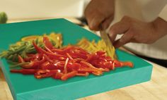 Plastic Cutting Board, Green Beans, Carrots, Vegetables, Ring, Food, Carrot, Rings, Veggies