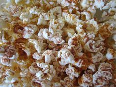 Mix It Up: BBQ popcorn and chip seasoning mix