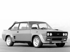 Fiat 131 Abarth Fiat Abarth, Fiat Models, 70s Cars, Fiat Cars, Steyr, Rally Car, Car And Driver, Maserati, Vintage Cars