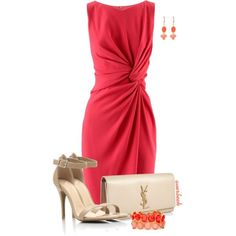 """Summer Wedding"" by averbeek on Polyvore"