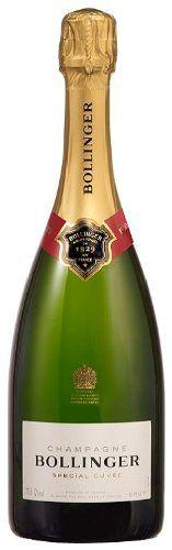 Bollinger Champagne Bottle Non Vintage 75 cl