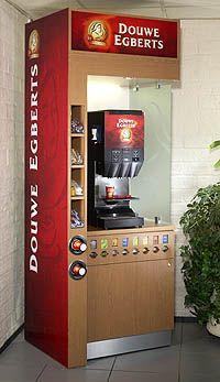 Coffee Stop douwe egberts