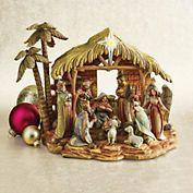 Nativity Scene Musical