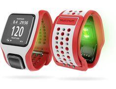 In plaats van mijn Nike+ horloge ga ik me binnenkort maar eens met dit horloge verwennen