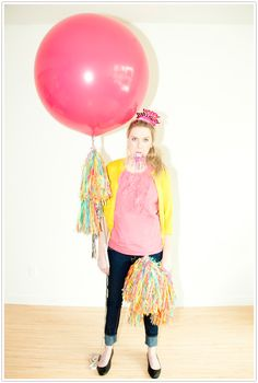 geronimo baloons party decor - camille styles events