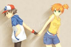 Never Let You Go - Ash and Misty