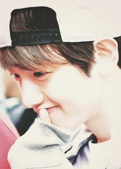 Baekhyun is soooo cute