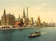 exposition universelle 1900