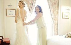 Hoje no GNT tem Emannuelle Junqueira com essa noiva linda e vestido incrível!