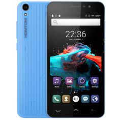 b17e63585d4 Original Homtom HT16 Android 6.0 5.0   HD 3G Mobile Phone MTK6580 Quad Core  1.3GHz 1GB RAM 8GB ROM Wakeup Gesture GPS Smartphone
