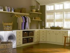 laundry room ideas 32 Enchanting Mudroom Ideas
