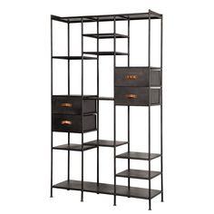 New Routz Indi Vakkenkast Magazine Rack, Shelving, Van, The Unit, Cabinet, Storage, Interior, House, Furniture