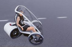 City Car was selected in the project for the BraunPrize competition and it was showed in the Braun Prize exhibition in different countries during Small Electric Cars, Best Electric Bikes, Design Transport, Electric Tricycle, Microcar, Reverse Trike, Push Bikes, Cargo Bike, City Car