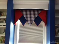 Fast and simple reversible valance B5369   designs for inside the ...