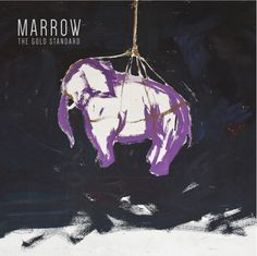 Here's Marrow, a band from Chicago, offering a great rocking debut album called 'The Gold Standard'. Stream it in full ahead of it's release now.