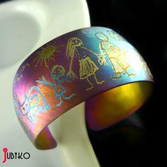 titanium bracelet