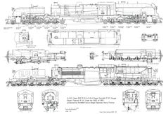 passenger train car cutaway illustration - Google Search
