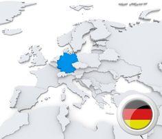 EURODANE - gospodarka Niemcy , PKB, inflacja, ludność, giełda, finanse, deficyt