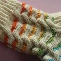 villasukkia, tumppuja, neulominen, käsityö Boot Toppers, Slouchy Hat, Knitting Socks, Crochet Yarn, Sock Shoes, Leg Warmers, Knitting Patterns, Blog, Accessories