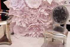Bridal Boutique Decor Paper Flowers 67 Ideas For 2019 Inexpensive Bridal Shower Gifts, Elegant Bridal Shower, Paper Flower Decor, Paper Flowers, Flower Centerpieces, Flower Decorations, Boutique Decor, Bridal Boutique, Hydrangea Bridal Bouquet